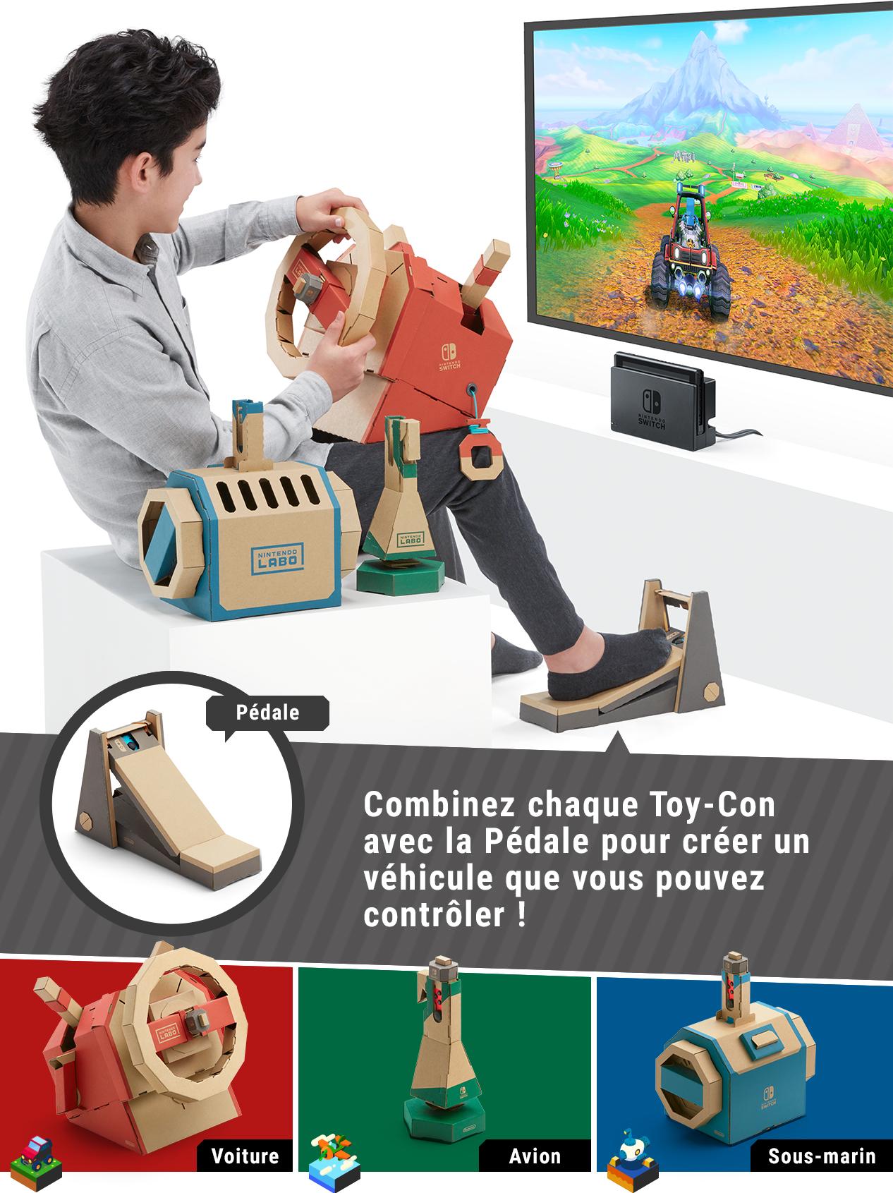 Nintendo Labo (Switch) Toycon_img